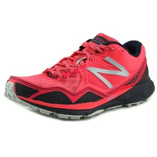 New Balance WT910 Women  Round Toe Synthetic Pink Trail Running