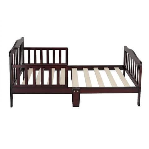 Wooden Baby Toddler Bed Children Bedroom Furniture