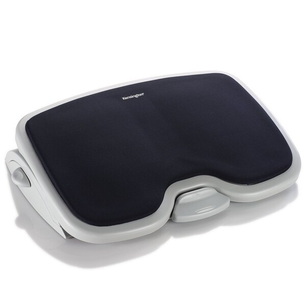Kensington Technology Group K56144 Solemate Comfort Foot Rest Shock Absorb Surface
