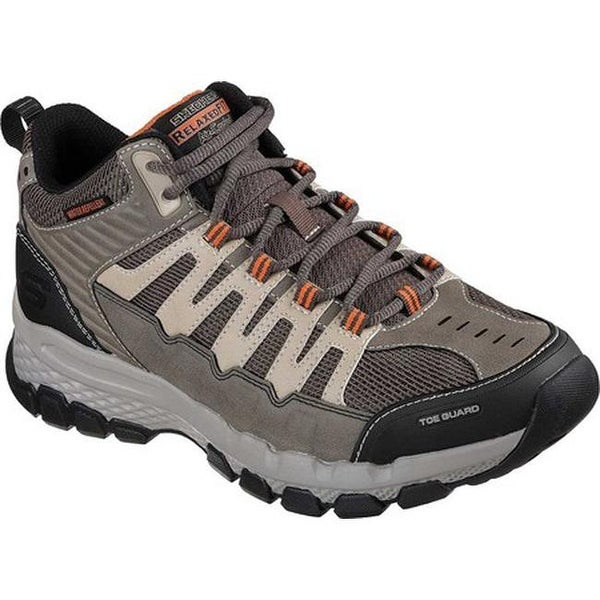 b35e51e14420 Shop Skechers Men s Outland 2.0 Girvin Hiking Shoe Brown Taupe - On ...