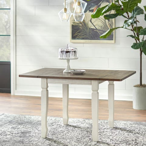 Simple Living Maryland Drop Leaf Table