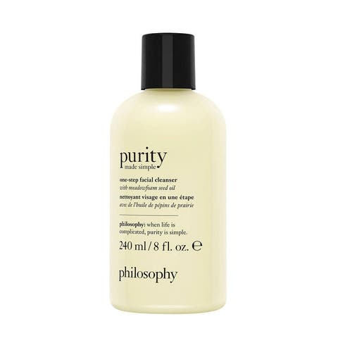 Philosophy Purity One Step Facial Cleanser, 8 oz