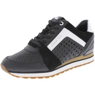 MICHAEL Michael Kors Womens Billie Trainers Signature Sneakers