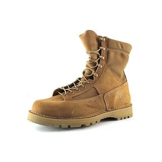 Danner Marine Temperate Men B Composite Toe Leather Tan Combat Boot