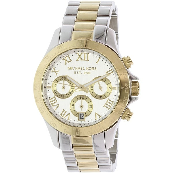 Michael Kors Women's Mk5455 Gold Two by Michael Kors