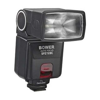 Bower Zoom TTL Flash Gun for Canon E-TTL II