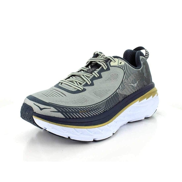 best website 37281 46e1e Shop Hoka One One Mens Bondi 5 Running Shoe - 10.5 - Free ...