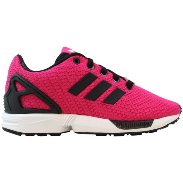 Shop Adidas ZX Flux K Bone Pink/Core