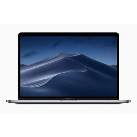 Macbook Pro 15.4 (DG, Space Gray, Touchbar) 2.4Ghz 8-Core i9 (2019) 1 TB Flash Hard Drive 16 GB Memory - Space Gray