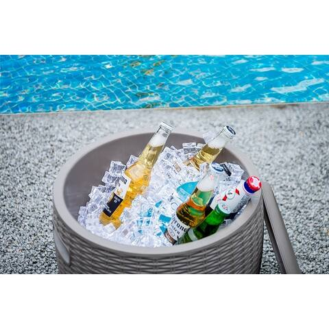 Swimming Pool Party Outdoor Fashion Summer Ice Bucket