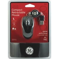 GE Mini Retractable Mouse