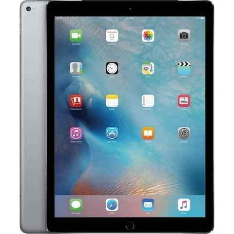 "Apple iPad Pro 12.9"" 128GB (Wi-Fi) - Space Gray - Acceptable"