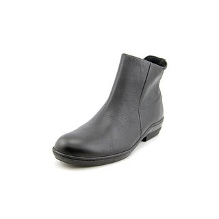 David Tate Simplicity Women N/S Round Toe Leather  Boot