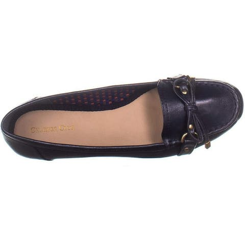 Charter Club Womens Betseyy Closed Toe Loafers