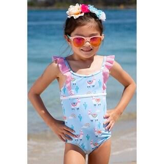 Link to Sun Emporium Bahama Llama Print One-Piece Swimsuit Baby Girls Similar Items in Girls' Clothing