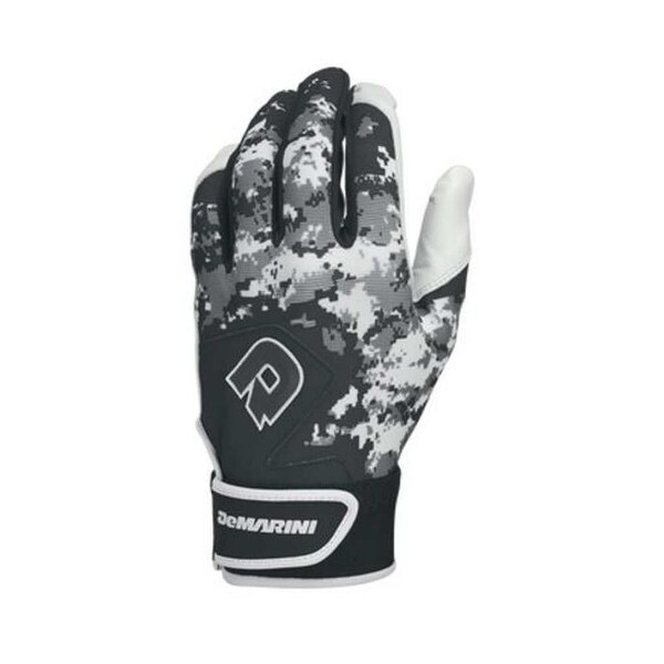 DeMarini Digi Camo II Baseball Batting Gloves, WTD6113