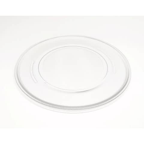 OEM Sharp Microwave Turntable Glass Tray Plate Shipped With R5A53, R-5A53