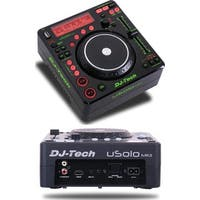 Table Top MP3 DJ Station & Scratch Effects - 2USB input & 100% Pitch ( Mat or HG finish )