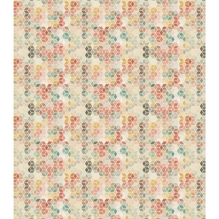 "Craft Consortium Decoupage Papers 13.75""X15.75"" 3/Pkg-Retro 3"