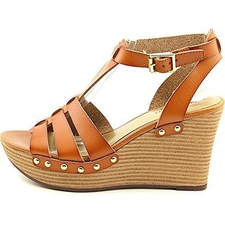 American Living Abaline Open Toe Synthetic Wedge Sandal