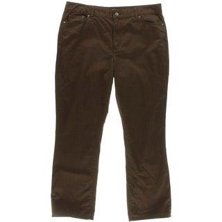 LRL Lauren Jeans Co. Womens Denim High Waist Ankle Jeans
