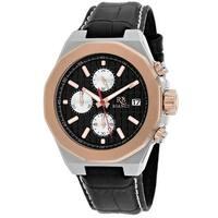 Roberto Bianci Men's Fratelli RB0134 Black Dial Watch