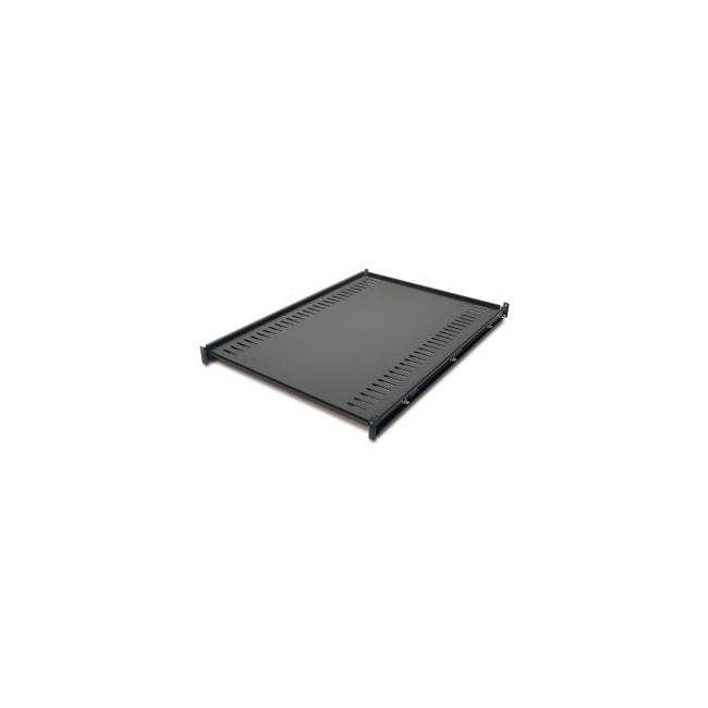 1U Black APC AR8122BLK Gauge steel Rack Shelf
