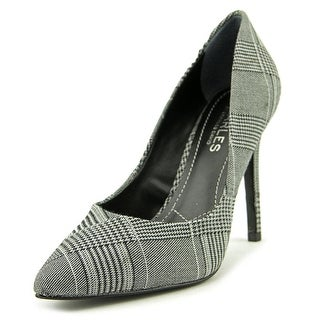 Charles By Charles David Pact Pointed Toe Synthetic Heels
