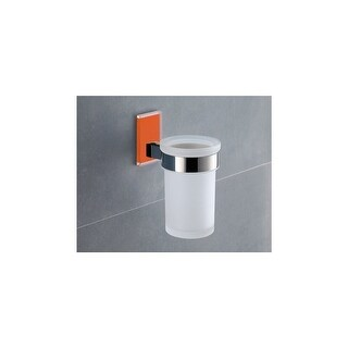 Nameeks 7810 Gedy Maine Wall Mounted Tooth Brush Holder