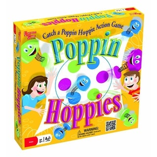 Poppin Hoppies Game