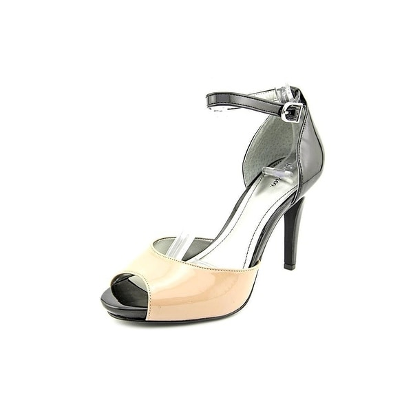 Style & Co. Womens SWIFTY Open Toe Ankle Strap D-orsay Pumps
