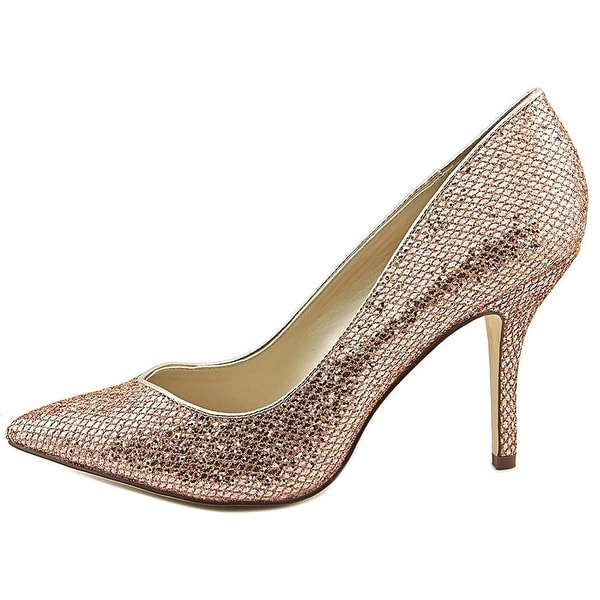Style & Co. Womens Pyxiee Pointed Toe Classic Pumps