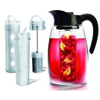 Primula 1509 Flavor It Pitcher Beverage System, Black