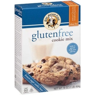 King Arthur Gluten Free Mix; Cookie - (Case of 6 - 16 oz)