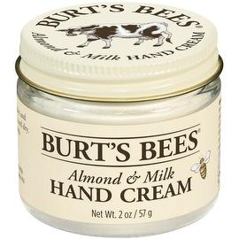 Burt's Bees Almond & Milk Hand Creme 2 oz