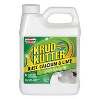 Krud Kutter 305475 Rust, Calcium & Lime Stain Remover, 28 Oz