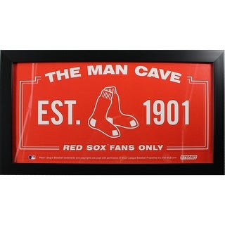 Boston Red Sox 10x20 Man Cave Sign