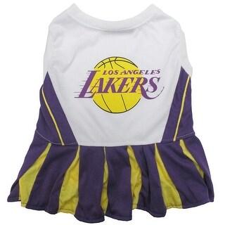 NBA La Lakers Cheerleader Dress