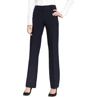 Hugo Boss Womens Tuliana2 Dress Pants Wool Straight Leg