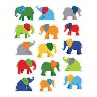 Elephant Stickers Gr Pk-8