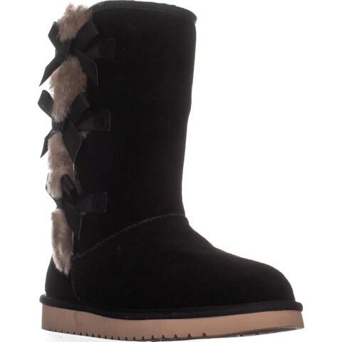 Koolaburra by UGG Victoria Tall Boots, Black