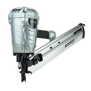 Hitachi NR90AFS1 Wire Weld Collated Framing Nailer, 3-1/2""