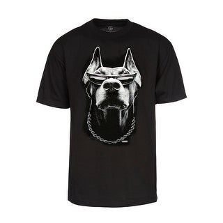 Bad to the Bone Gangster Dog T-Shirt
