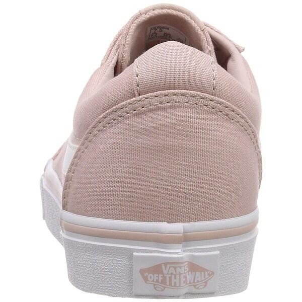 Vans Damen Ward Canvas Sneaker, Pink Sepia Rose Oln, 38 EU