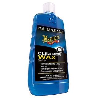 Meguiars M5016 Cleaner Wax - Liquid