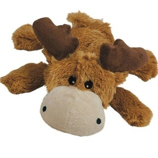 KONG Small Cozie Marvin The Moose Dog Toy