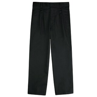 French Toast Boys 4-7 Adjustable Waist Pleated School Pant