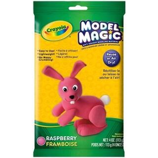 Crayola Model Magic 4oz-Raspberry - Pink