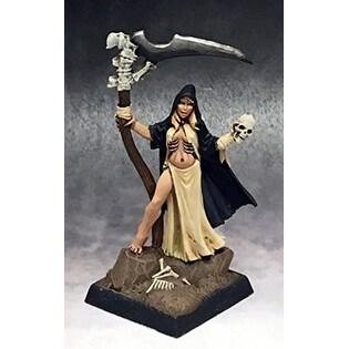 Female Necromancer Miniature Reaper Miniatures