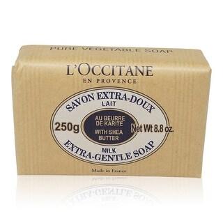 L'Occitane Shea Butter Soap Milk -250g